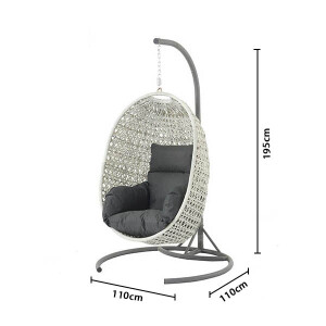 Maldive Single Cocoon Hanging Chair
