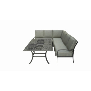Al Fresco Vita Corner Dining Set