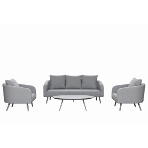 Manhattan 4 Piece Lounge Set