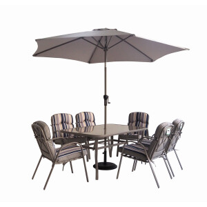 New Orleans 6 Seat Dining Set