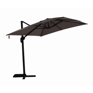 Cantilever Parasol Taupe 2.5×2.5m