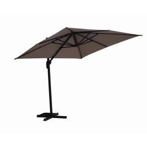 Cantilever Parasol Beige 2.5×2.5m