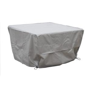 Square Dining Table Cover Khaki