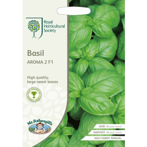 Basil Aroma 2 Rhs