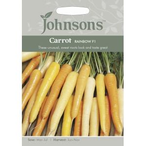 Carrot Rainbow F1 JAZ