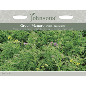 Green Manure Spring Summer Mix Jaz