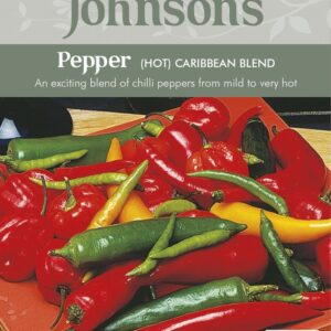 Pepper Hot Caribbean Blend JAZ
