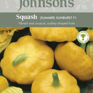 Squash Summer Sunburst F1 JAZ