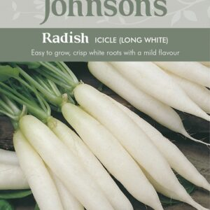 Radish Icicle Long White JAZ