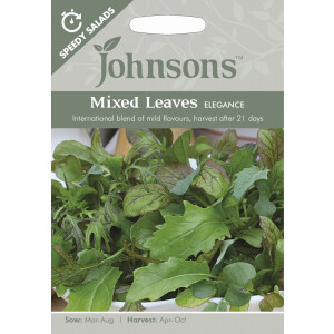 Mixed Leaves Elegance Sp Jaz