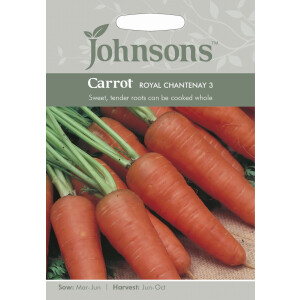 Carrot Royal Chantenay 3 JAZ