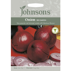Onion Red Baron JAZ
