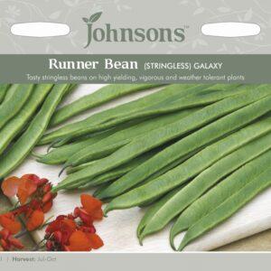 Runner Bean Galaxy Stringless JAZ