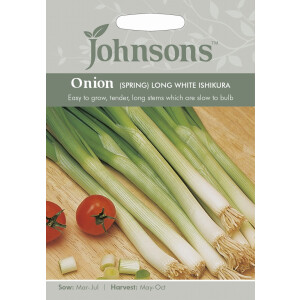 Onion Spring Long White Ishikura JAZ