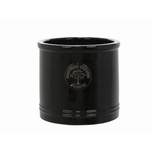Edwardian Cylinder Black 20cm