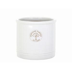 Edwardian Cylinder White 38cm