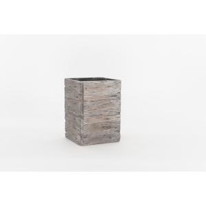 Driftwood Tall Cube 19cm