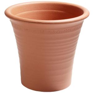 Flowerpot Ribbed Pot 41CM