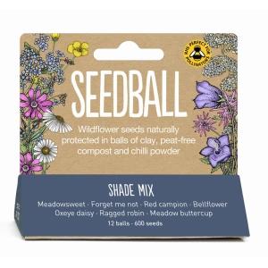 Seedball Shade Mix