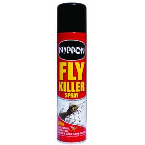 Nippon Fly + Wasp Aerosol 300ml