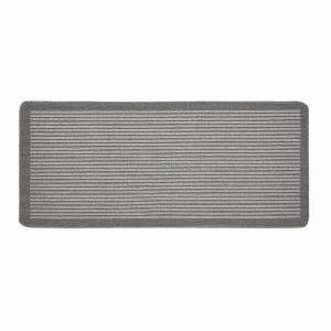 Utility Stain Stripe Silver 67×150