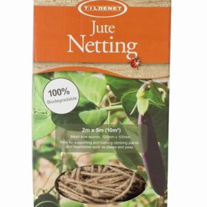 Jute Plant Support Netting Boxed