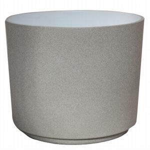 Leon Planter Cement 22cm