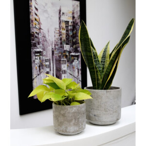 Tivoli Planter Earth 16cm