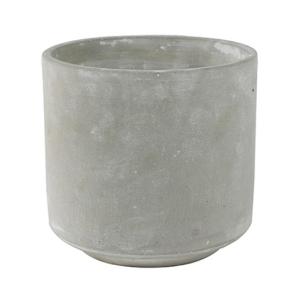 Tivoli Planter Cement 18Cm