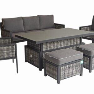 Georgia lounge Dining Set