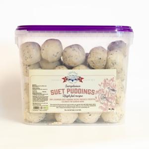Suet Puddings 50 Tub