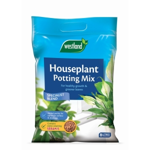 House Plant Potting Mix With Ceramis