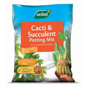 Cactus and Succulent Potting Mix 4L