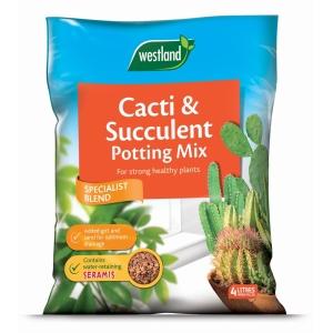Cactus + Succulent Potting Mix