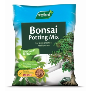 Bonsai Potting Mix With Ceramis