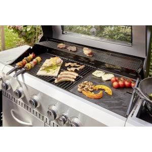 Grill Chef Premium 6 Burner Gas Barbecue