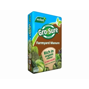 GroSure Farmyard Manure 50L
