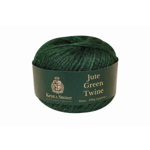 Jute Twine Green 100G