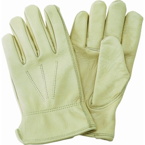 KS Luxury Leather W/Resistant Gloves Ladies Sml