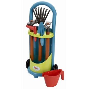 Garden Trolley With Accessories