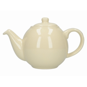 Teapot 2 Cup Ivory