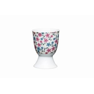 Egg Cup Floral Daisy