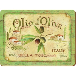 Placemats Olio D Oliva Set Of 6