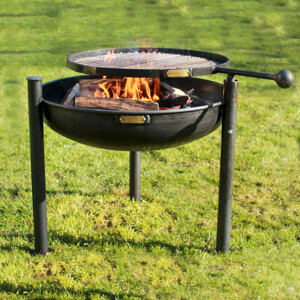 Firepits Uk Legs Eleven Swing Arm 60