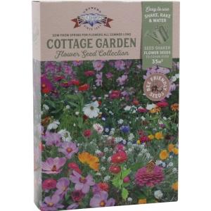 Blue Diamond Cottage Garden Shaker