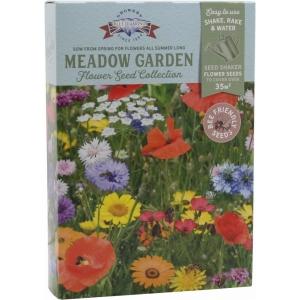 Blue Diamond Meadow Garden Shaker