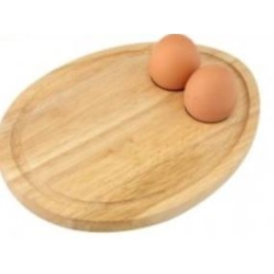 Breakfast Board Egg Shape