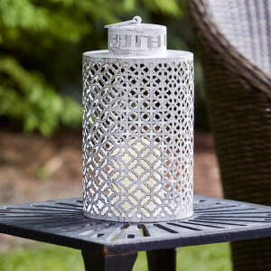 Outside In Casablanca Lantern