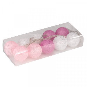 Glo Globes Assorted 10Pk