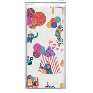 Animal Circus Kids Tissue Paper